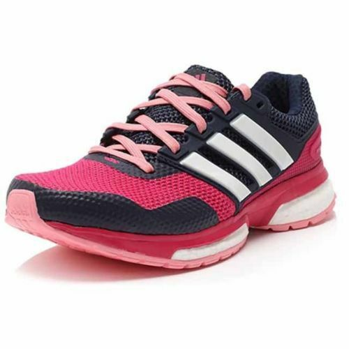 adidas Response Boost 2 W Navy Pink Womens Running Shoes SNEAKERS B33498 UK  4.5  7d2185bf7