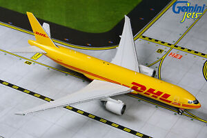 DHL-Boeing-777F-N705GT-Gemini-Jets-GJDHL1886-Scale-1-400-IN-STOCK