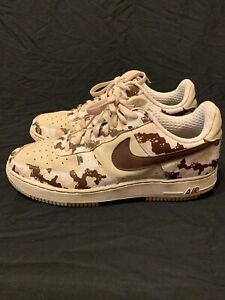 Air Nike 2006 12 1 221 Force Marronemarrone Premium Brown Taglia 313641 chiaro Camo Desert nwPk08O