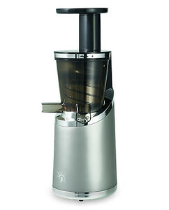 Slow Juicer Rpm : JR Ultra Purus Masticating Slow Juicer, Worlds Purest 30 RPM, 5 Yr Warranty eBay