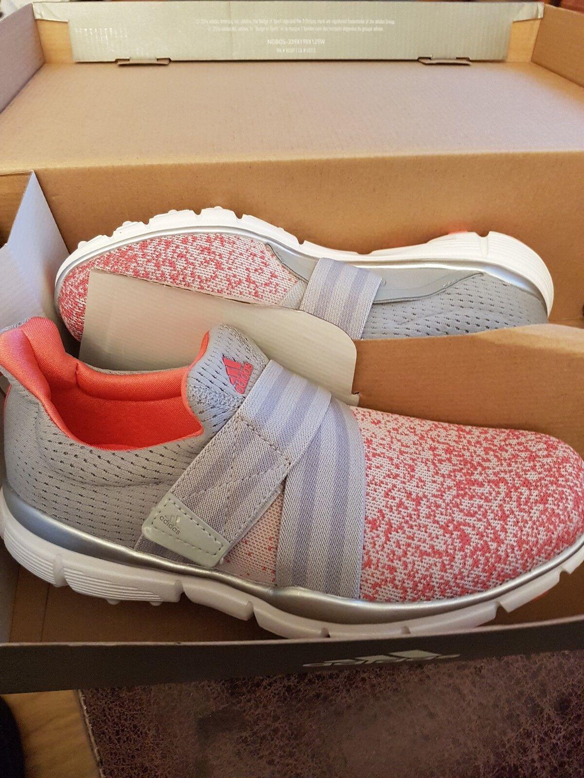 Adidas Golf Climacool de punto para mujer peso ligero Unido Ladies Golf Zapatos 5.5 Reino Unido ligero 889aa8