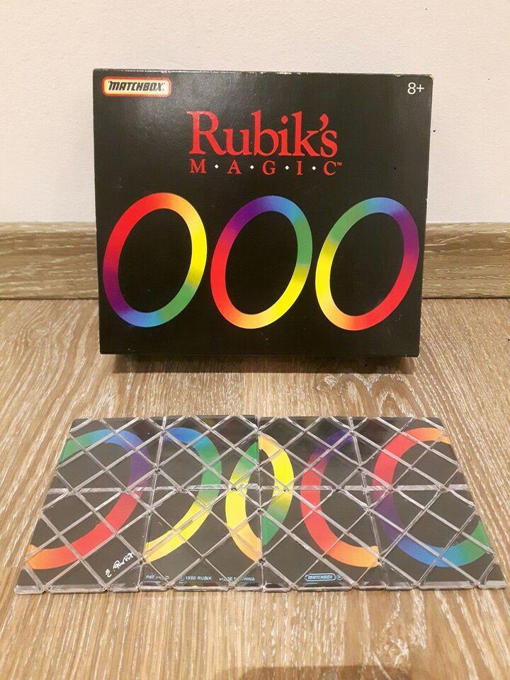 Legetøj, Rubik's Magic, Matchbox