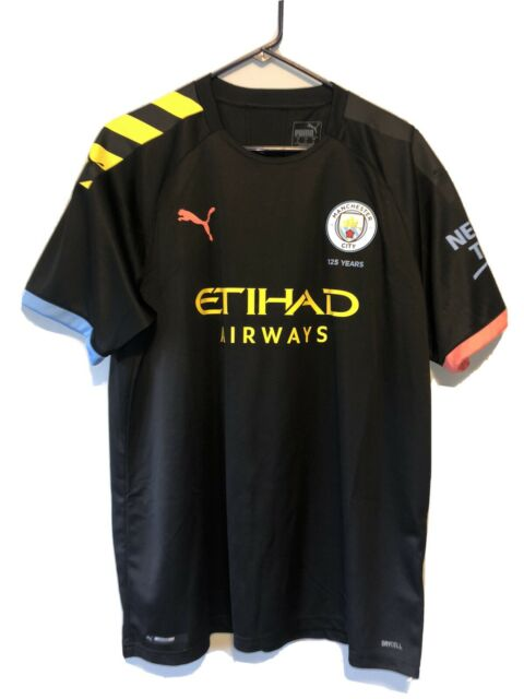 PUMA 2019-20 Manchester City Away Jersey Size XL for sale ...