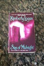 FREE SHIP Historical Romance Paperback Novel SINS OF MIDNIGHT by Kimberly Logan
