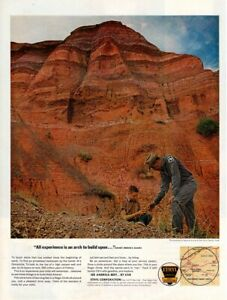 Vintage-advertising-print-Gas-Oil-Ethyl-Corp-Palo-Dura-Canyon-Texas-Comanche-ad