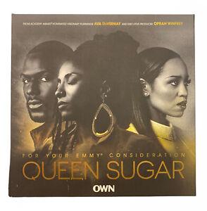 Queen Sugar FYC 4 DVD set Complete Season 1 Ava DuVernay OWN Oprah Winfrey