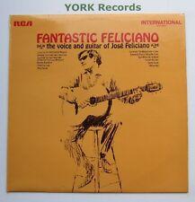 JOSE FELICIANO - Fantastic Feliciano - Ex LP Record RCA International INTS 1058