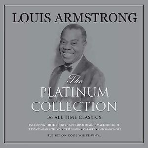 Louis-Armstrong-PLATINUM-COLLECTION-Best-Of-36-Songs-NEW-COLORED-VINYL-3-LP