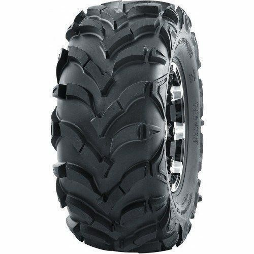 One New WANDA ATV Tire 24x11-10 24X11X10 P341 6PR 10245 DEEP TREAD MUD