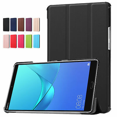 Amichevole Cover Per Huawei Mediapad M5 8.4 Display Guscio Protettivo Custodia Slim Astuccio Flip Case-