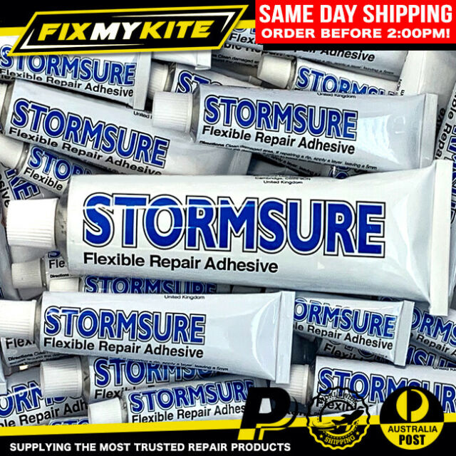 STORMSURE 285G 90G 15G 5G FLEXIBLE REPAIR GLUE CLEAR ADHESIVE TUBE