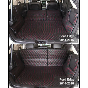 Image Is Loading Car Trunk Boot Liner Mat Carpet For Ford