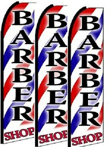 BAR and Grill King Swooper Feather Flag Sign Pack of 15 Hardware not Included