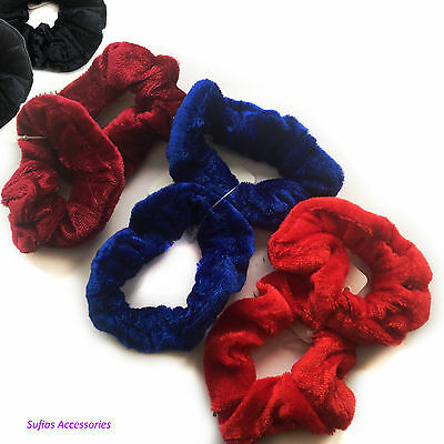 New Girls school Red hair Ponio Elastic and clip hair set FREE POSTAGE