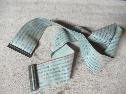 orginal CAPCOM CPS 3 cd rom player ribbon cable  ARCADE GAME part   cb33