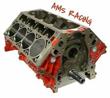 AMS RACING LSX 427 CI SHORT BLOCK EAGLE FORGED ROTATING ASSEMBLY MAHLE PISTONS