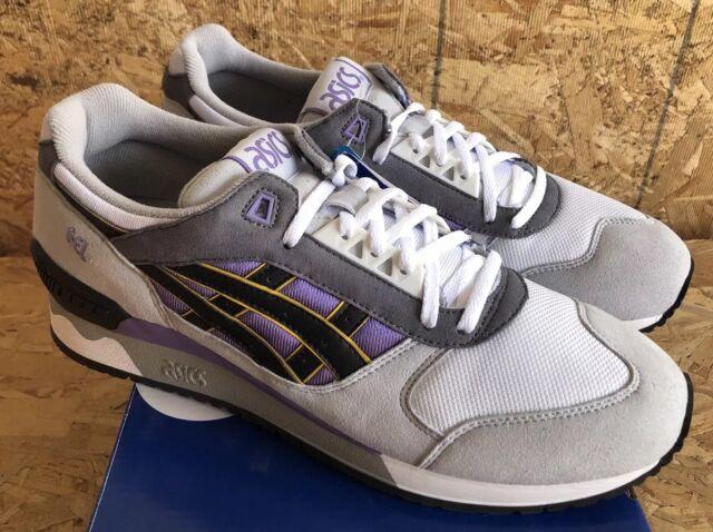 acheter populaire b0943 107af ASICS GEL Respector Aster Purple Black Sz 11 H5k4y