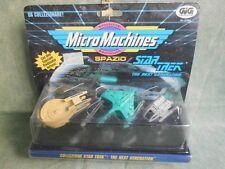 MICRO MACHINES STAR TREK  TOY VINTAGE  GIG
