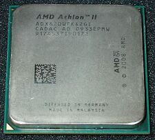 AMD Athlon II  X 4  2.6 GHz  Quad Core 620 Processor, ADX620WFK42GI, AM2+ / AM3