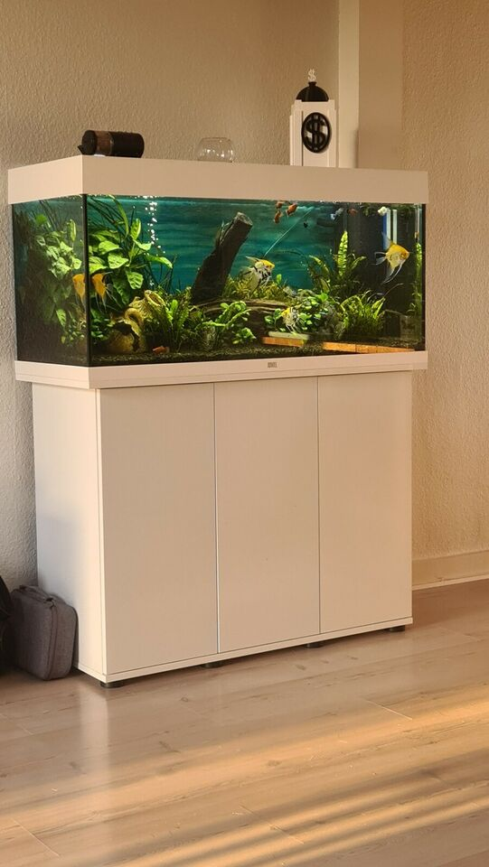 Akvarium, 180 liter, b: 100 d: 40 h: 50