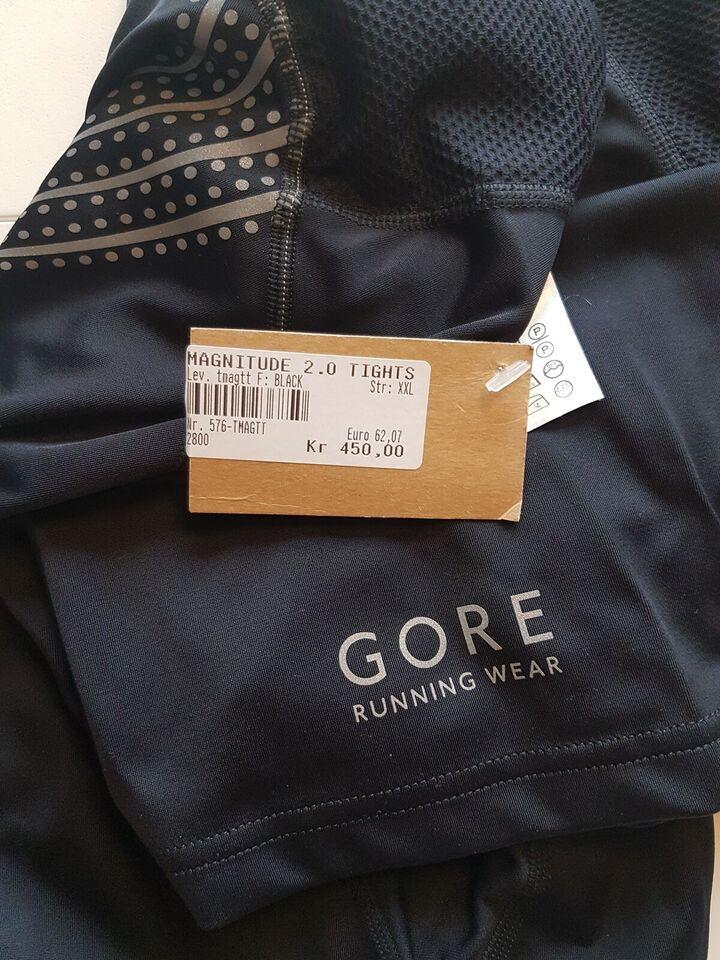 Løbetøj, Tights, Gore