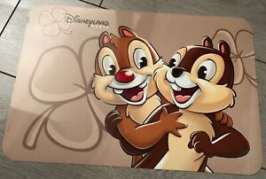 SET-DE-TABLE-TIC-amp-TAC-Chip-et-Dale-PORTRAIT-Disneyland-Paris