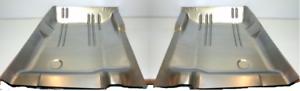 CLASSIC REPRO 1967-76 CHRYSLER A-BODY LH//RH FRONT FLOOR PANS