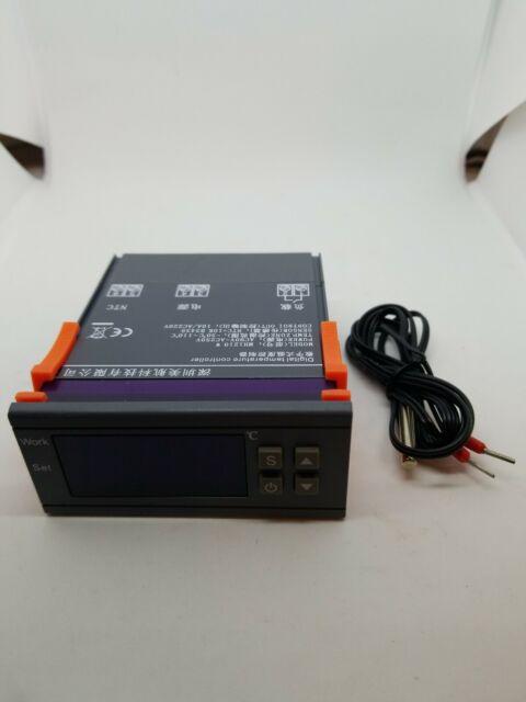 50-110° 12V W1209 Digital thermostat Temperature Switch Control Sensor Sell