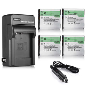 Battery-Charger-for-Sony-NP-BN1-BC-CSN-amp-Sony-Cyber-shot-DSC-W830-Camera