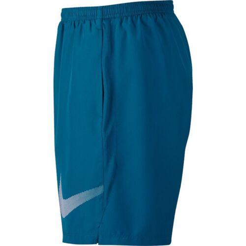 NWT  Nike Mens Dri-Fit Style 833559-457 Running Shorts Size XL  blue