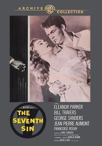 Seventh-Sin-DVD-1957-Eleanor-Parker-Bill-Travers-George-Sanders-Ronald-Neame
