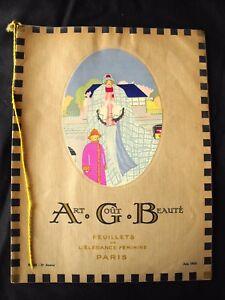 Art-Gout-Beaute-Juin-1922-Revue-de-mode-Art-Deco-Feuillets-Elegance-Feminine