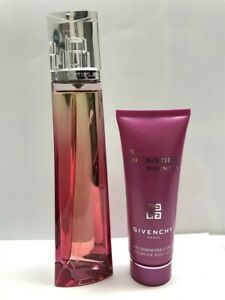 Very Irresistible by Givenchy 2pc Set 2.5 oz/75 ml Eau de Toilette Spray Women