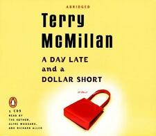 A Day Late and a Dollar Short by Terry McMillan (2001, CD, Abridged)