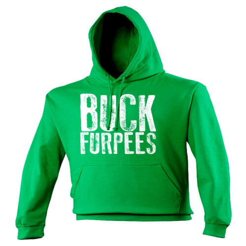 Buck Furpees HOODIE hood birthday sarcastic burpees training gym funny gift