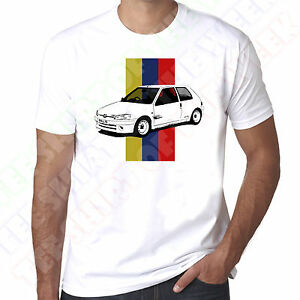 T shirt 106 rallye