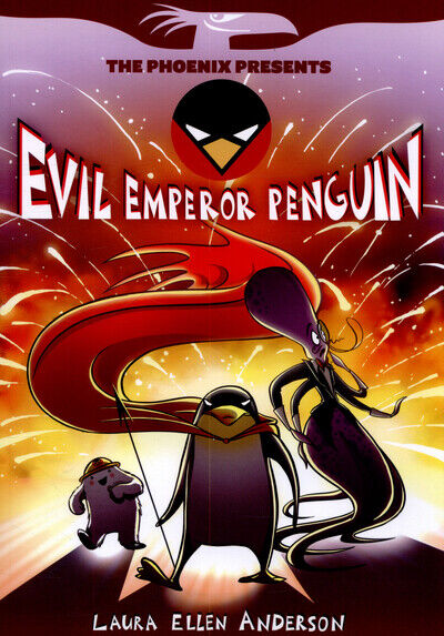 Evil Emperor Penguin by Laura Ellen Anderson (Paperback / softback) Great Value