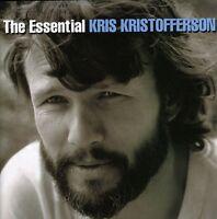 Kris Kristofferson - Essential [new Cd] Uk - Import