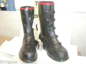 Servus-Four-4-and-Five-5-Buckle-Heavy-Duty-Galoshes-overshoes