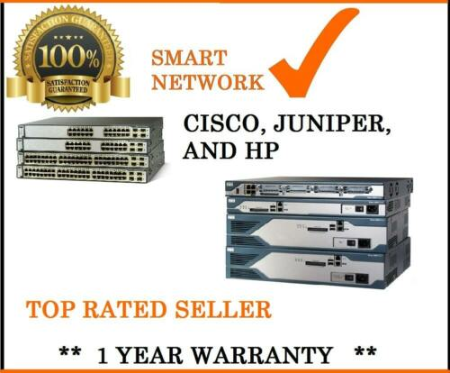 USED Cisco WS-C3560G-48PS-S 48 Port Ethernet Gigabit PoE and 4 SFP Switch
