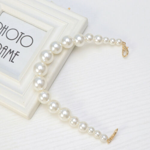 Simple Imitation Pearl Strap Women Handbag Accessories for Shoulder Bag Handbag