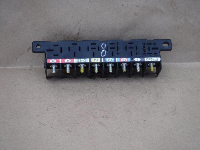 Audi C4 100/A6 Fuse/Junction Box (1992-1997)   eBay