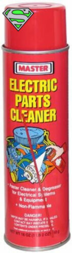 Master Electrical Parts Cleaner Spray 510g