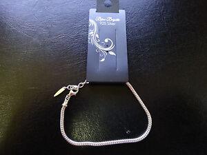 Bijou Brigitte Armband 925 Silber 19 cm
