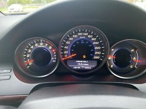 2007 acura rl tech package