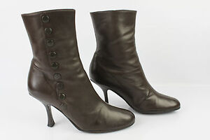Brown Boot All Boots 37 T Leather Shop 5 Tbe Lamb 7awAB