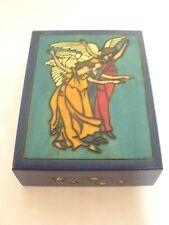 Polish Box - The Angels Design - Tarot - Jewelry