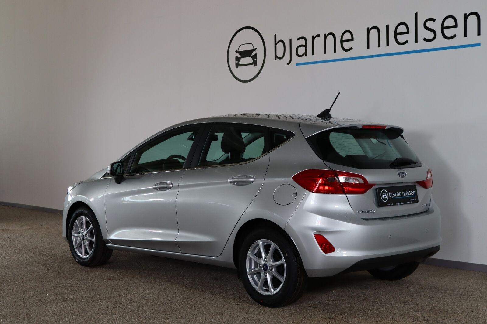 Ford Fiesta 1,0 EcoBoost mHEV Titanium - billede 2