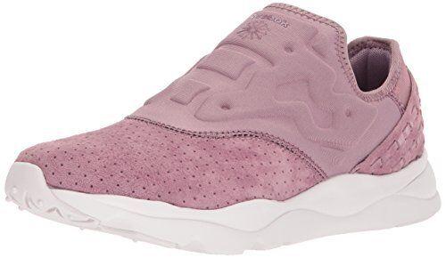 Reebok femmes Furylite Slip ON FBT Track chaussures- Pick SZ Couleur.