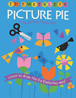 Ed Emberley's Picture Pie: A Cut and Paste Drawing Book by Turtleback Books (Hardback, 2006)